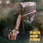 Attomica - Back and Alive (CD+DVD)