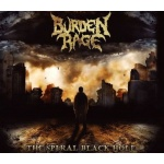 Burden Rage - The Spiral Black Hole (CD)