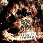 Dark Man Shadow - Victims of Negligence (CD)