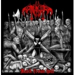 Dark Managarm - Back From Hell (CD)