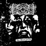 Darkness Enshrouded the Mist - The Black Curses (CD)