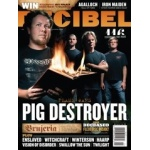 Decibel Magazine No 097 / Nov 2012  + Deceased flexi disc