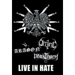 Decline / Aragon / Deathorn - Live in Hate (MC)