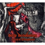 Deep Desolation - Rites of Blasphemy (digipack CD)