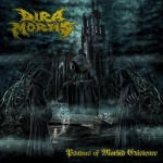 Dira Mortis - Psalms of Morbid Existence (CD)