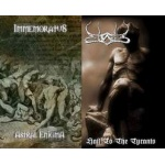 Elegis - Hail to the Tyrants / Immemoratus - Astral Enigma (MC)