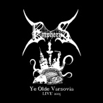 Empheris - Ye Olde Varsovia Live 2015 (CD)
