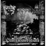 Freezing Blood / Widmo / The Sons of Perdition - Desecration Rituals (CD)