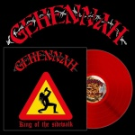 Gehennah - King of the Sidewalk (LP)