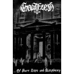 Goatflesh - ...of Pure Rape and Blasphemy (MC)