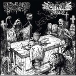 Graveyard Ghoul / Cryptic Brood - The Graveyard Brood (CD)