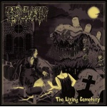 Graveyard Ghoul - The Living Cemetery (LP)