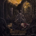 Hellripper - Coagulating Darkness (CD)