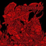 Hellscourge - Hell\'s Wrath Battalion (CD)