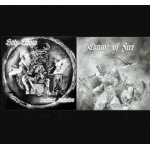 Holy Death / Chains of Fire - Luciforus Invincible / God of Thunder (split CD)