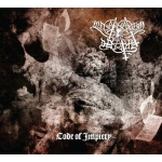 Infatuation of Death - Code of Impiety (digipack CD)