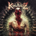 Khaoz - I. Creator of Damnation (CD)