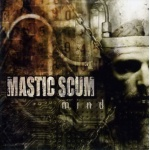 Mastic Scum - Mind (gatefold LP)