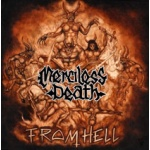 Merciless Death - From Hell (CD)