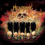 Necrotomy - Inhuman Minkind (CD)