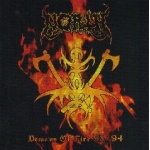 North - Demo\'ns Of Fire 93/94 (CD)