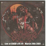 NunSlaughter - Live At CBGB\'s NY,NY (CD)