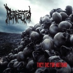 Reinfection - They Die for Nothing (CD)