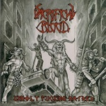 Sacrificial Blood - Unholy Fucking Hatred (CD)