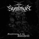 Svarthyr - Manifestation of the Antichrist (CD)