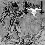 Terrorkult - Crush the Pious (CD)