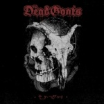 The Dead Goats / Icon of Evil - split LP