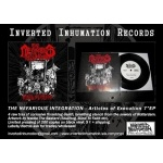 "The Nefarious Integration - Articles of Execution (7""EP)"