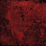 The Order of Apollyon - Moriah (digipack CD)