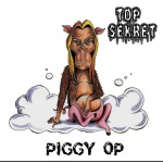 Top Sekret - Piggy Op (CD)