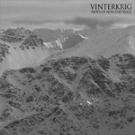 Vinterkrig - Ashes of Non-Existence (digipack CD)