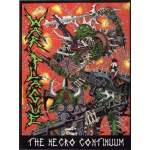 War Plague - The Necro Continuum (CD)