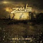 Zone - World in Vain (CD)